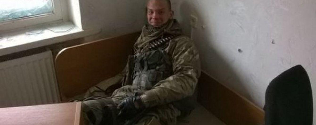 У Білорусі затримали бійця, який захищав Україну на Донбасі