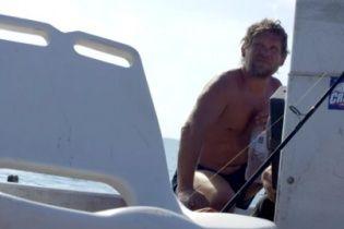 На зніманнях телепередачі на безлюдному острові випадково знайшли чоловіка