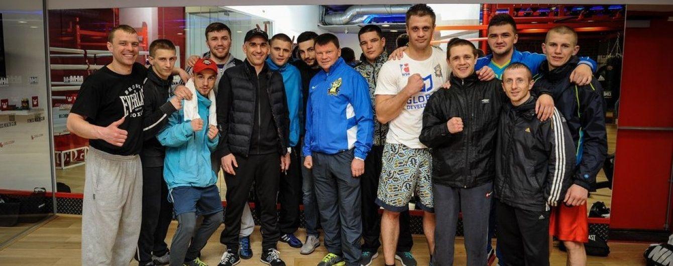 """""""Українські отамани"""" назвали бійців на чвертьфінал Всесвітньої серії боксу"""