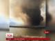 Вогняний торнадо налякав канадських пожежників