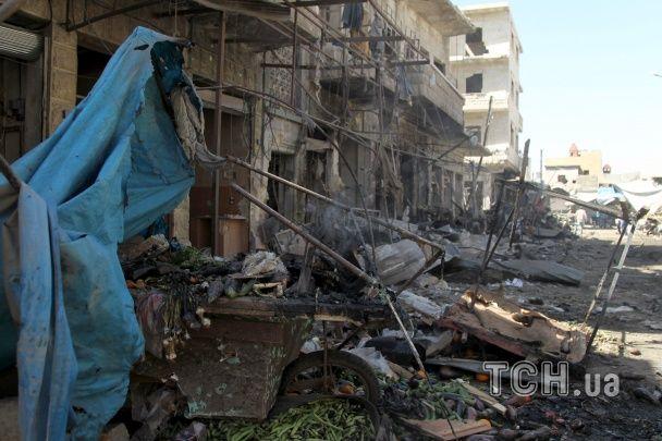 У Сирії жертвами авіаударів стали 44 особи - ЗМІ