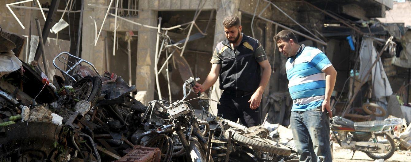 Вашингтон заявив про досягнення з Москвою угоди про перемир'я в Алеппо