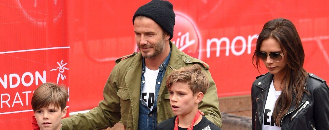 Популярний журналіст неочікувано розкритикував Бекхемів за відео із сином