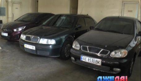 Какие машины выбирают депутаты в Днепропетровске