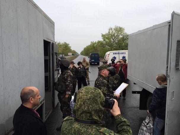 """Україна забрала з """"ДНР"""" ще 20 засуджених - Лутковська"""