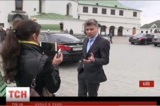 На журналістів ТСН скоєно ще два напади під стінами Києво-Печерської Лаври
