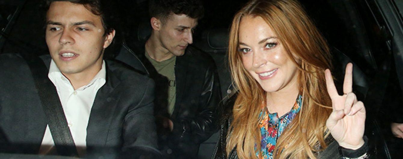 Інсайдери підтвердили заручини Лохан та російського мільйонера