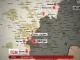 Минулої ночі бойовики обстріляли позиції українських вояків із мінометів великого калібру