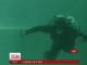 Розвідники військово-морських сил України здійснюють практичний курс водолазної підготовки
