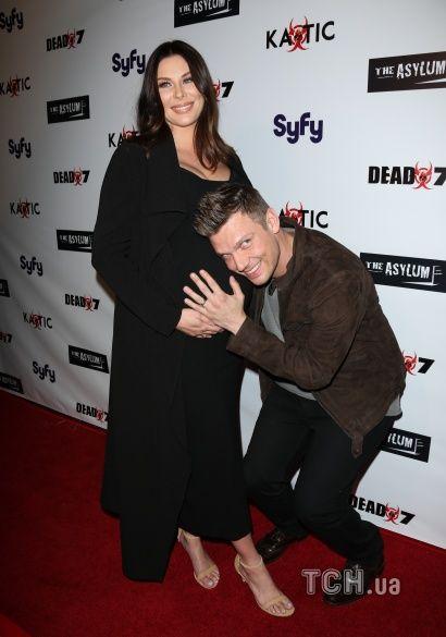 Нік Картер та вагітна дружина_2