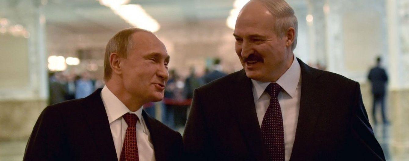 Лукашенко заявив, що не буде хлопчиком на побігеньках у Росії