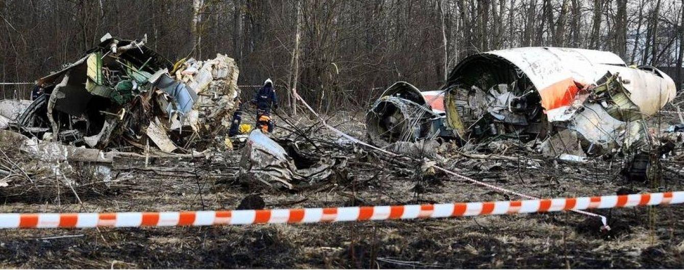 Следы взрывчатки нашли на обломках самолета, на котором в России погиб президент Польши и еще 95 человек