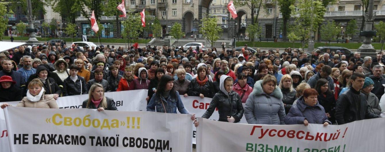 Резолюція ПАРЄ щодо Савченко та бунт власників МАФів в Києві. 5 головних новин дня