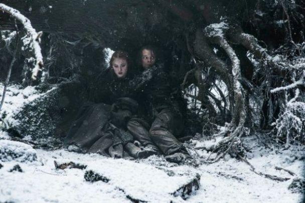 """У Мережі з'явилися нові кадри з шостого сезону """"Гри престолів"""""""