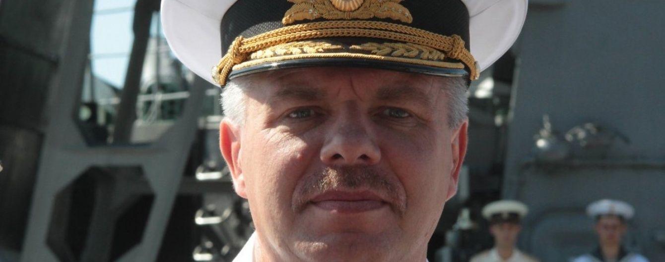 Військова прокуратура викликала на допит командувача ЧФ РФ