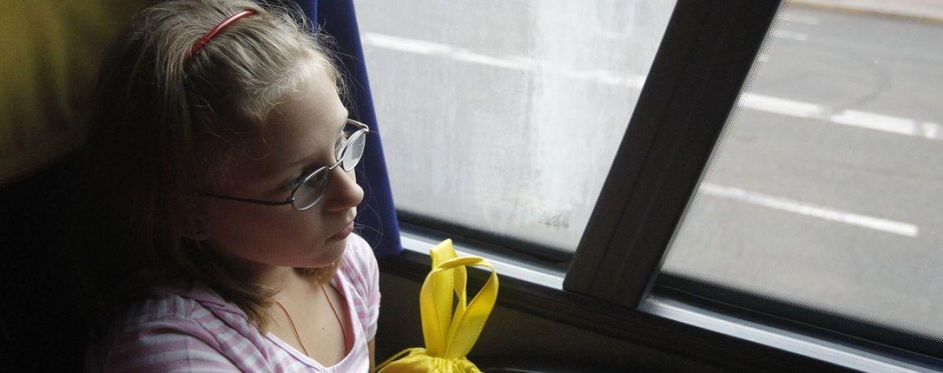 Більше півмільйона дітей постраждали від військових дій на Донбасі - ЮНІСЕФ