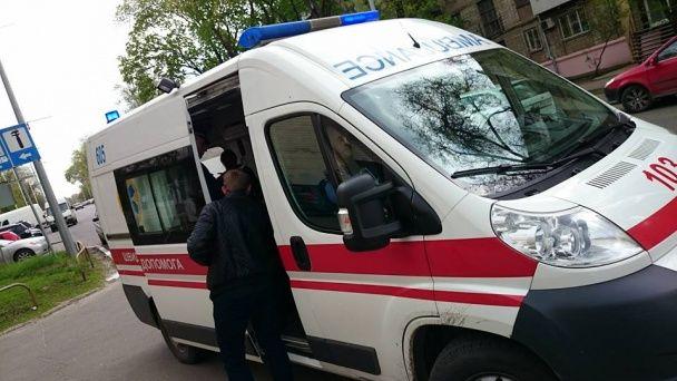 У Харкові під час бійки за пістолет ледь не застрелили дитину