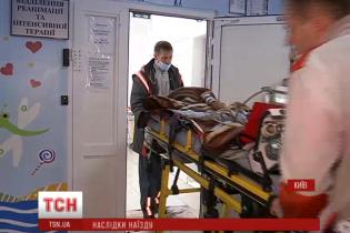 Батьки постраждалого у ДТП з Lexus хлопчика заявились до лікарні напідпитку – волонтери