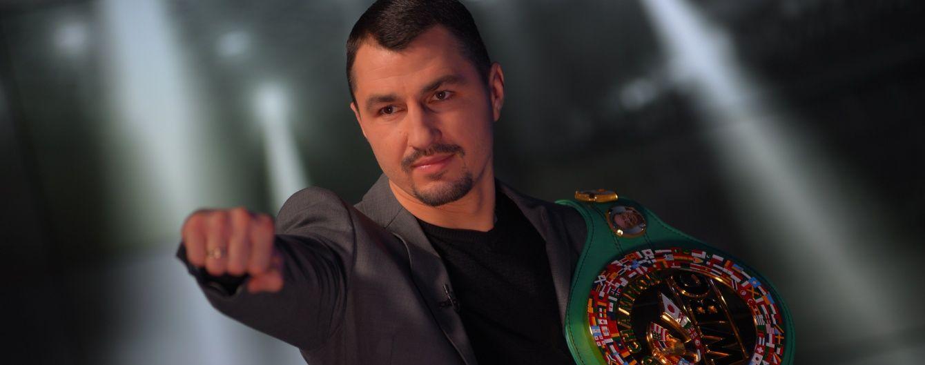 Український чемпіон Постол працював охоронцем у Броварах та майже випадково став боксером