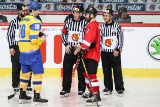 Збірна України сенсаційно програла литовцям на чемпіонаті світу з хокею