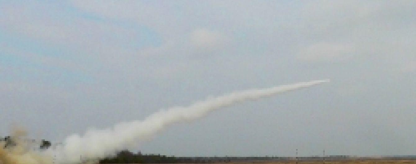 В Україні відбулися випробування ракети тактичного призначення
