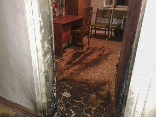 У Маріуполі чоловік згадав образу з дитинства й вирішив спалити музичне училище