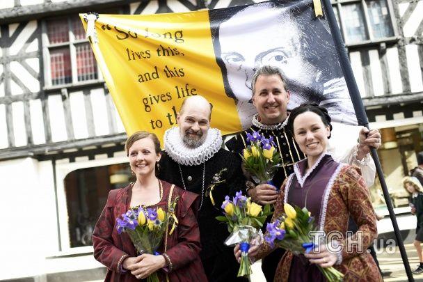 """Не """"Гамлетом"""" єдиним. Як cвіт відзначає день Шекспіра"""