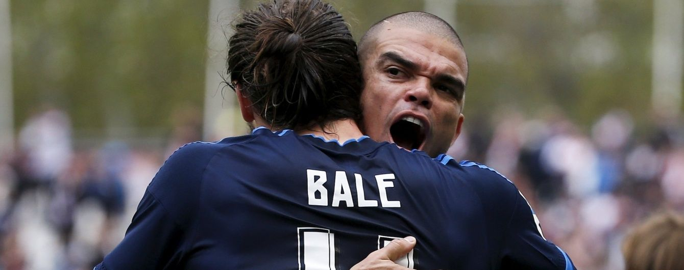 """Бейл вирвав для """"Реала"""" перемогу у перестрілці з """"Райо Вальєкано"""""""
