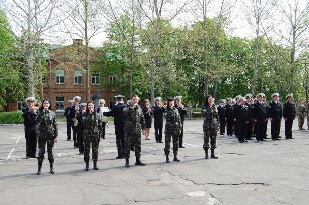 Понад сотню моряків присягнули на вірність Україні