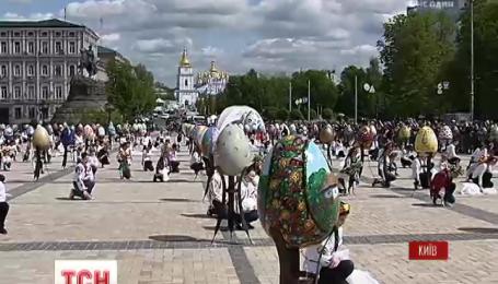 Столиця розпочинає Великодній фестиваль