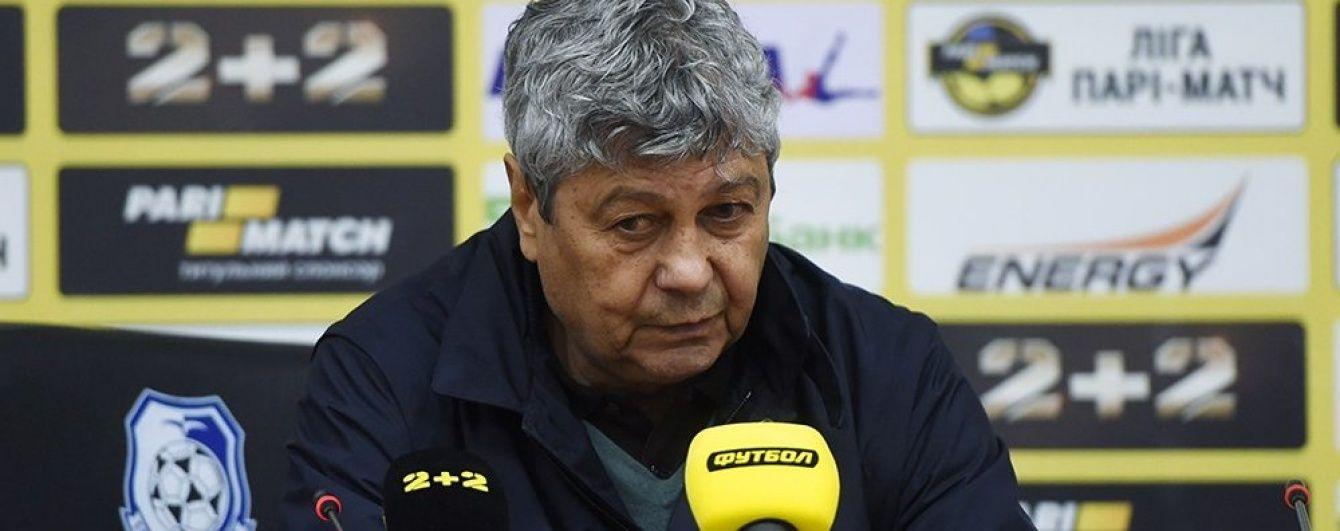 """Луческу поскаржився на жорстокість гравців """"Чорноморця"""" після нічиєї в Одесі"""