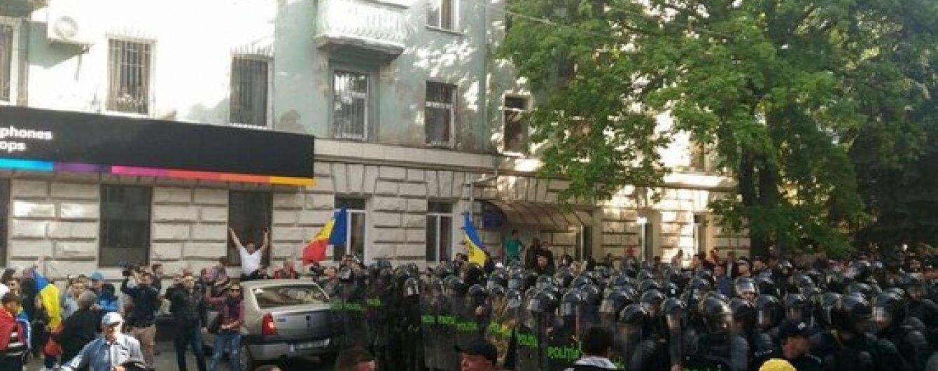У Молдові антиурядовий мітинг переріс у зіткнення з поліцією