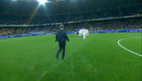 Динамо - Ворскла - 1:0. Как динамовцы праздновали досрочное чемпионство Украины