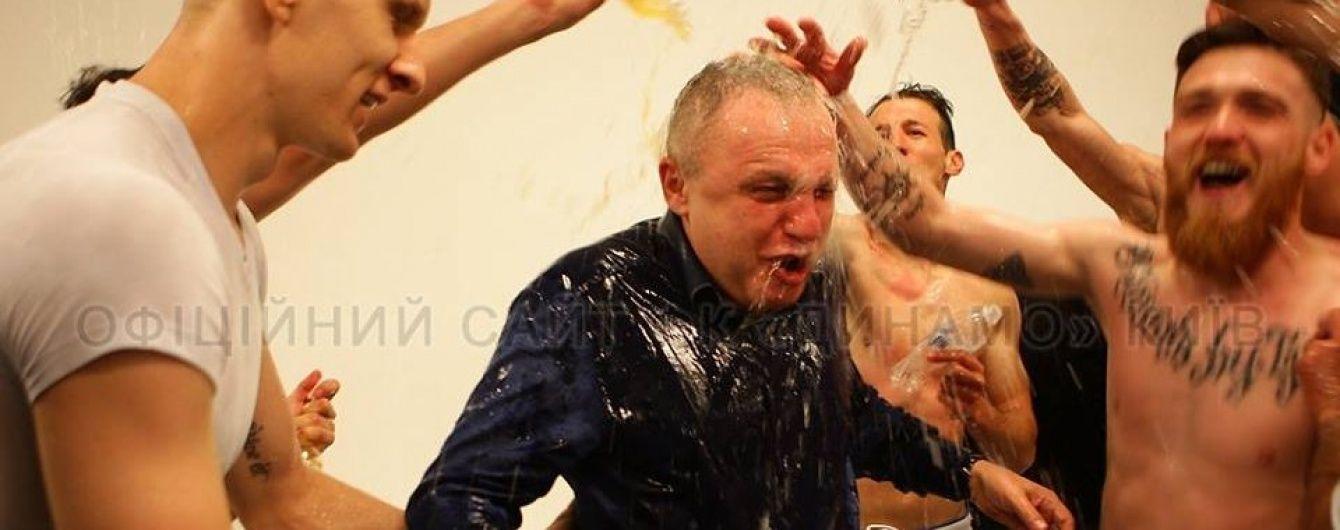 """Суркис: Футболисты """"Динамо"""" немного избалованы. В том числе, и мной"""