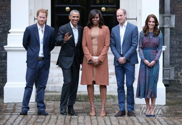 Кембриджи и президент США_3