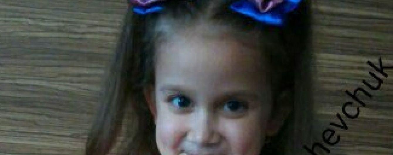 Допоможіть побороти недугу 6-річній Саші