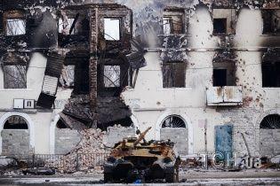 На Донбасі загинуло троє військових. П'ятеро - поранені