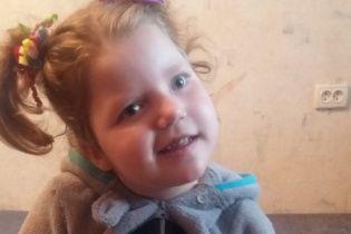 5-летняя Виктория нуждается в помощи неравнодушных