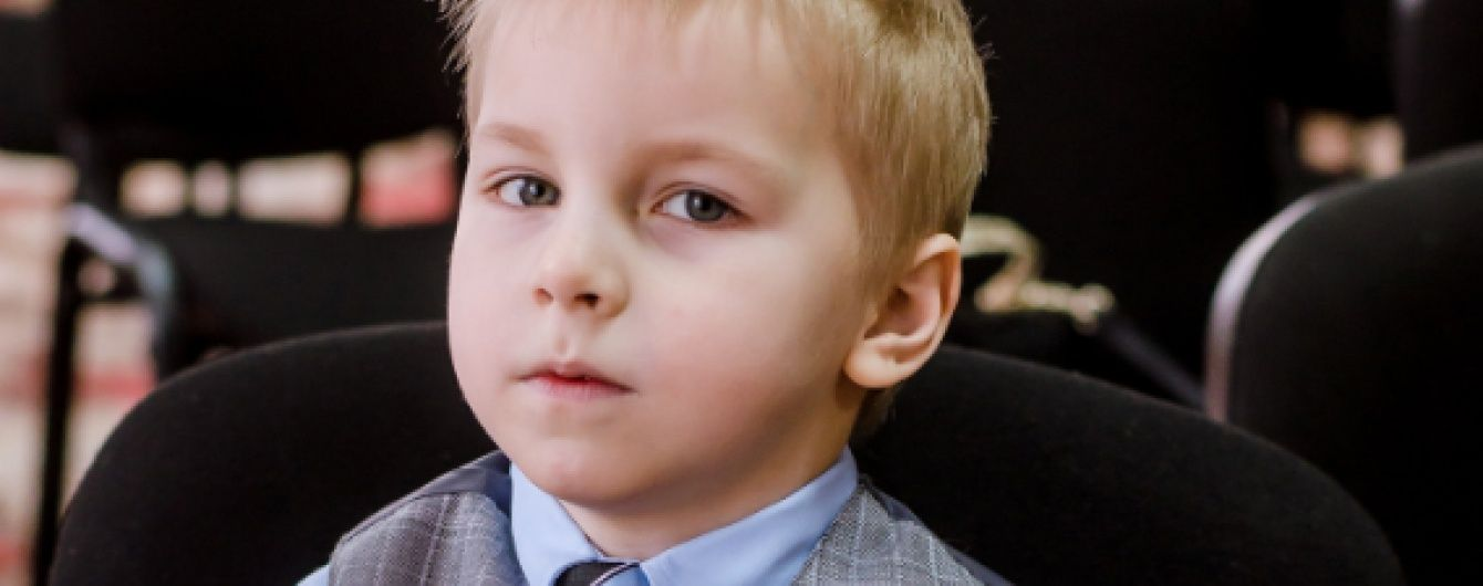 Допомоги у лікуванні ДЦП потребує Михайлик
