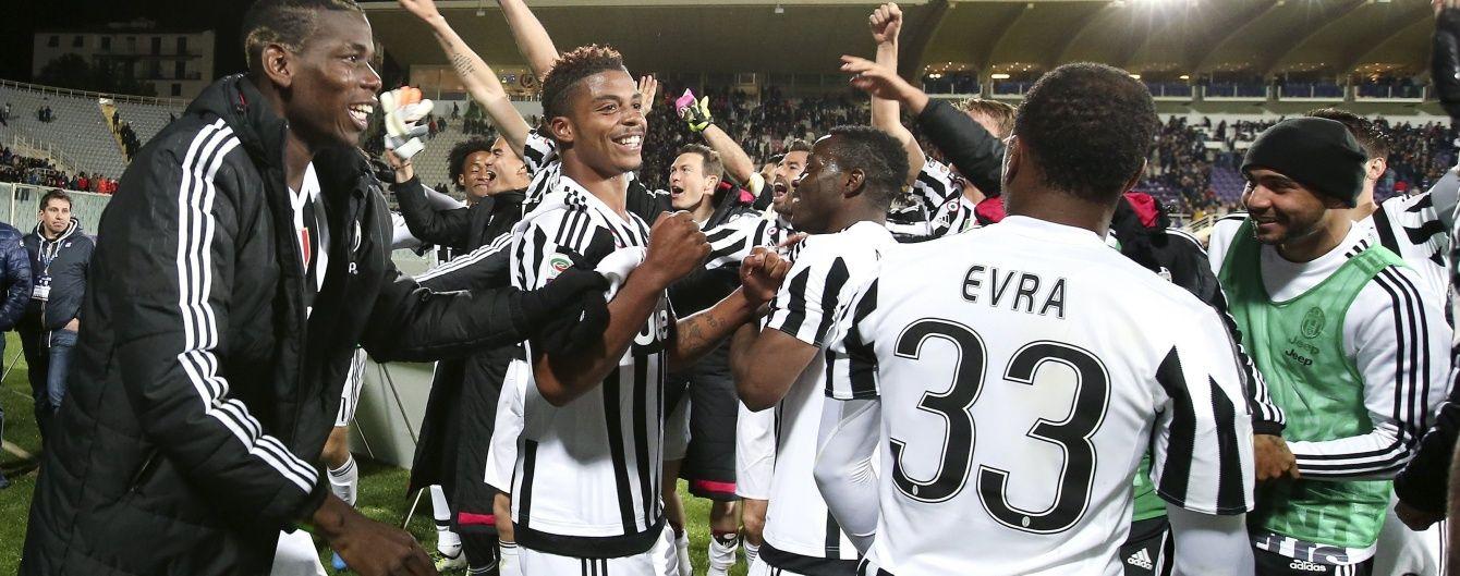 """""""Ювентус"""" вп'яте поспіль став чемпіоном Італії"""