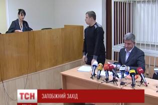 Обвинуваченого у смертельній ДТП київського патрульного відправили від домашній арешт