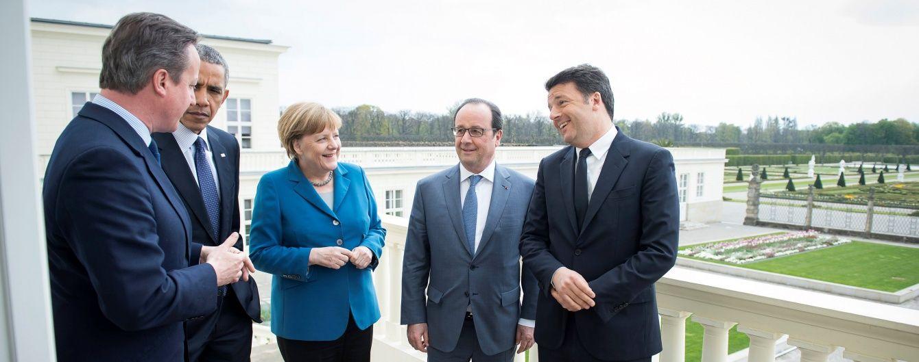 Як США і ЄС можуть втратити історичний шанс