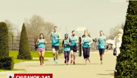 Принц Уильям вместе с женой и братом приняли участие в Лондонском марафоне