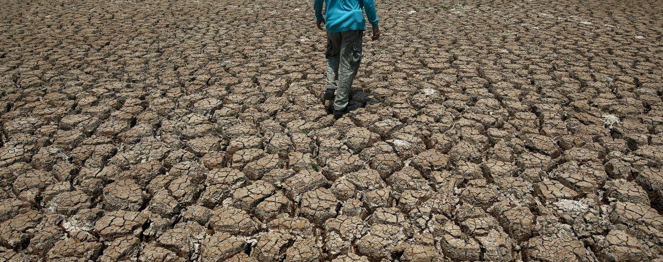 Найспекотніший в історії. В Північній півкулі травень 2016 року побив температурний рекорд