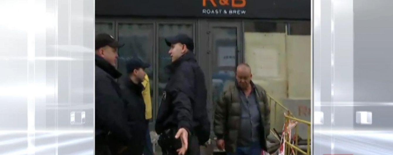 Мешканці центру Києва перекрили дорогу через відсутність гарячої води