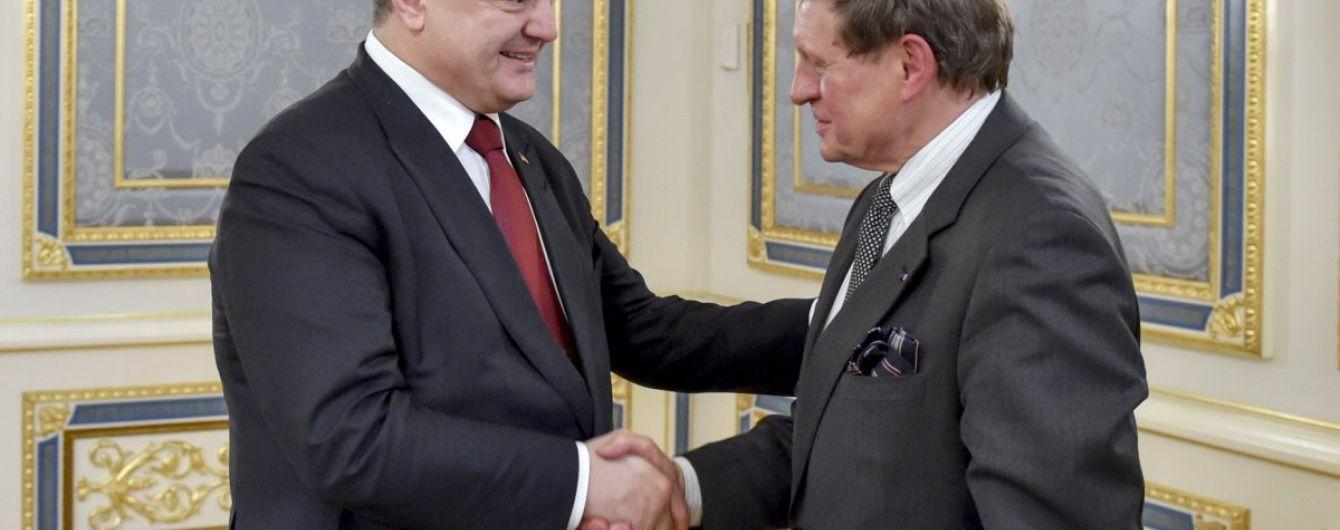 Порошенко увів до складу Нацради реформ екс-міністра Словаччини та співавтора економічного дива Польщі
