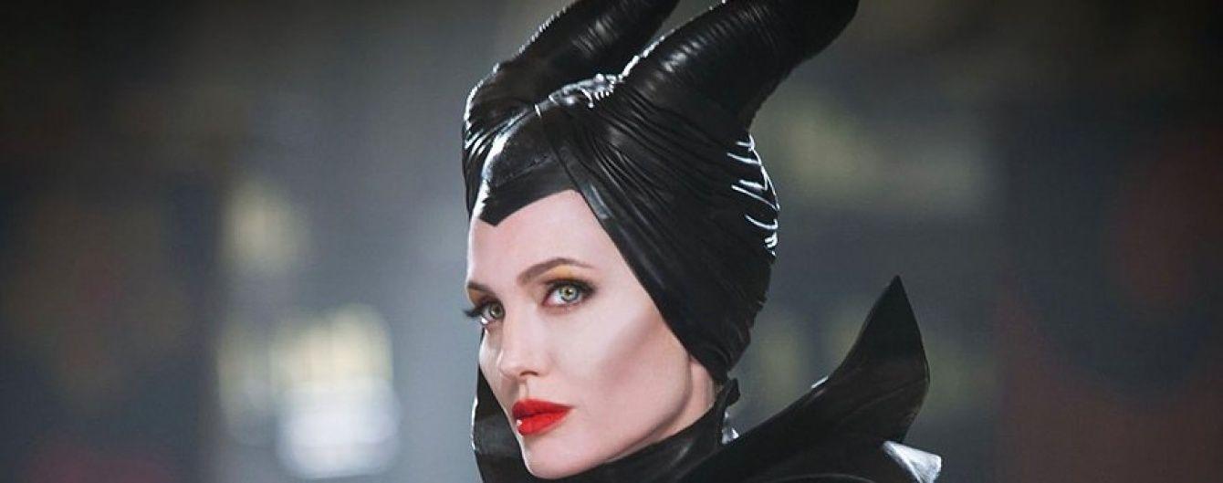 """Джолі знову втілить образ лихої чаклунки у продовженні """"Маліфісенти"""""""