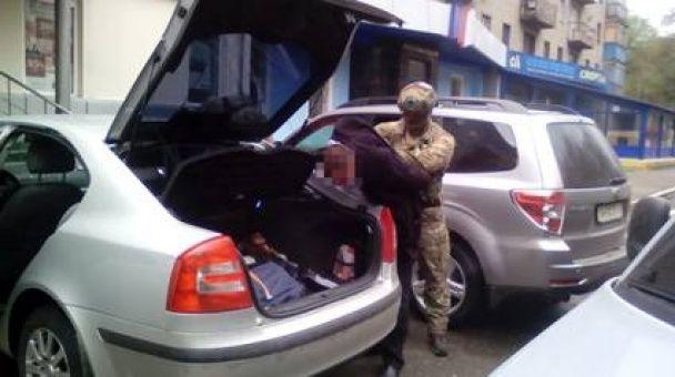 СБУ викрила конвертаційний центр у районі АТО