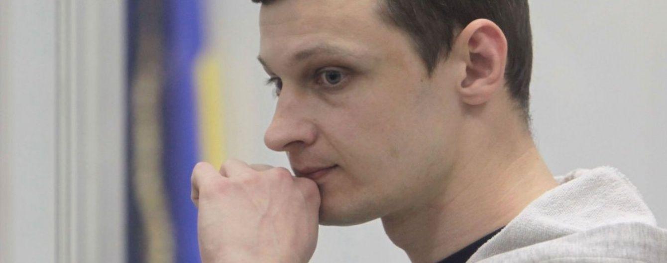 """""""Азовця"""" Краснова залишили під вартою ще на місяць"""