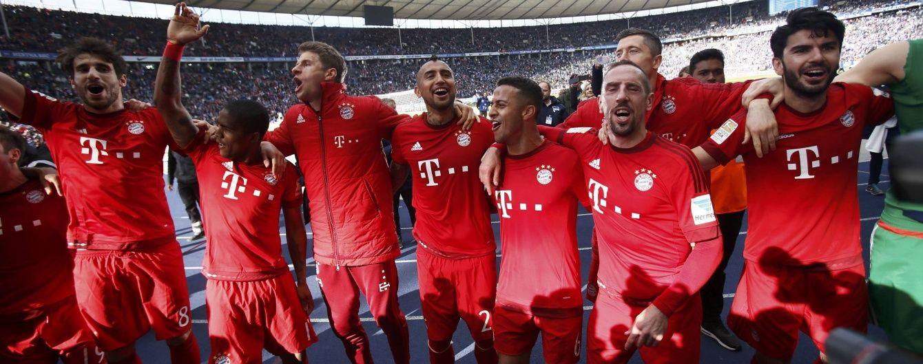 """Букмекери ставлять на """"Баварію"""" у півфінальній дуелі Ліги чемпіонів з """"Атлетіко"""""""